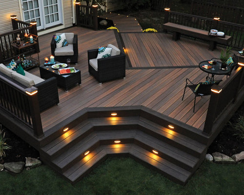 deck design ideas remodels photos - Outdoor Deck Design Ideas