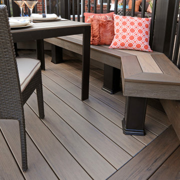 TimberTech PRO Legacy Collection Decking in Tigerwood