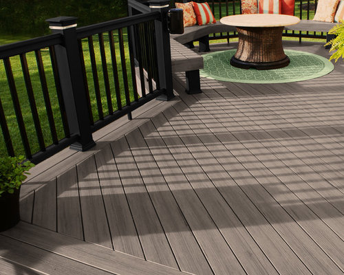 Timbertech earthwood evolutions terrain home design ideas Terrain decking