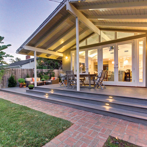 saveemail - Backyard Deck Design Ideas