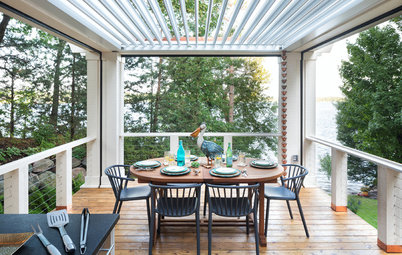 9 Dreamy Decks for Dining Alfresco