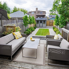 modern patio by Affecting Spaces