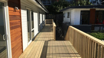 Town House Deck Addition - Central Queenstown