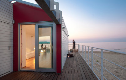 Italian Houzz: A Fishing Shack Becomes the Perfect Entertainer