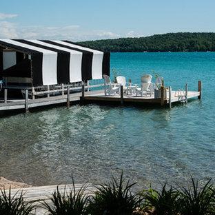 Idee per una terrazza stile marinaro