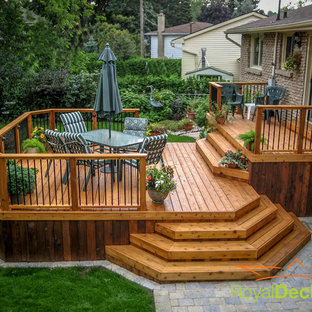 Two Tier Deck Houzz