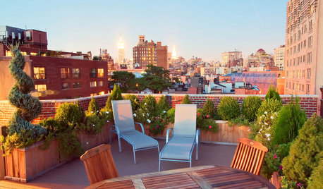 Postcards From ... Rooftop Gardens Around the World