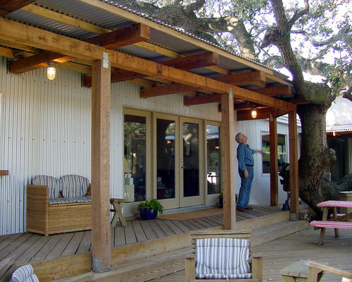 Pergola Corrugated Roof Photos - Pergola Corrugated Roof Ideas, Pictures, Remodel And Decor