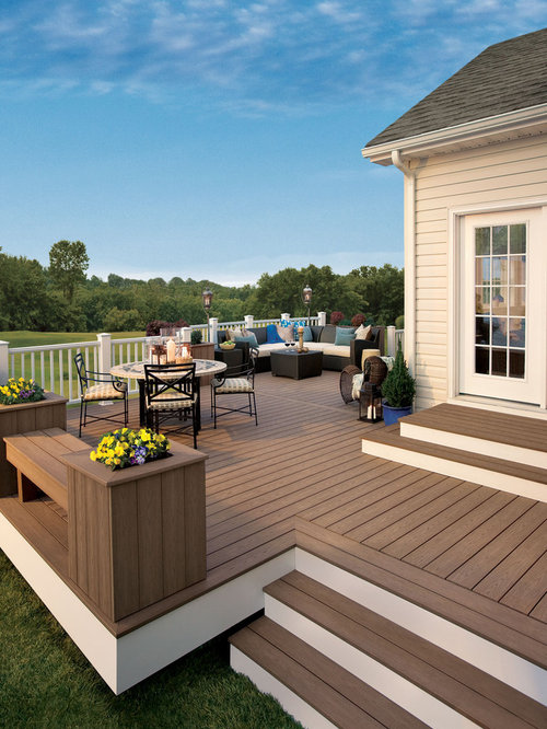 saveemail - Trex Deck Design Ideas