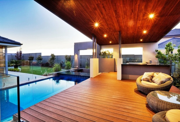 Contemporary Deck by WCT Distributors