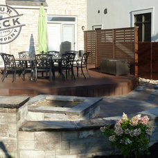Traditional Deck by Your Deck Company