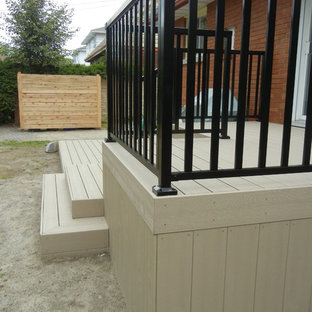 Example of a deck design in Ottawa