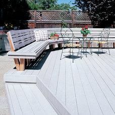 Deck by TREX COMPANY INC