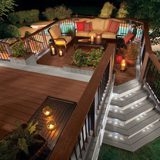 Traditional Deck by TREX COMPANY INC