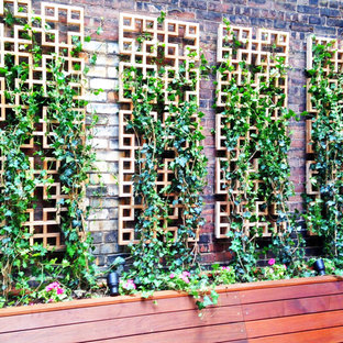TriBeCa, NYC Rooftop Terrace Landscaping