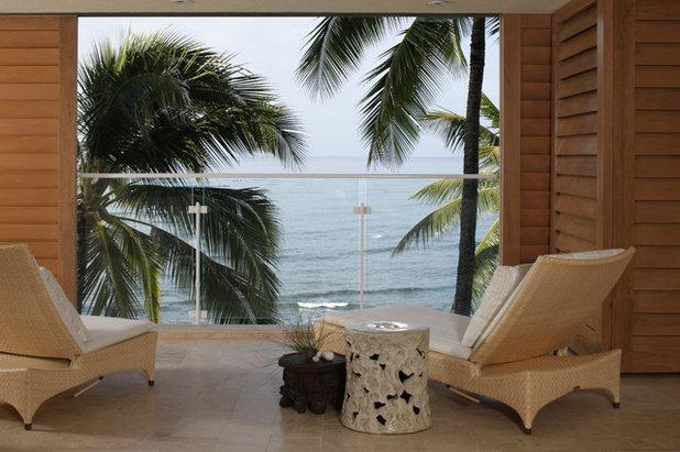 Тропический Терраса Tropical Deck