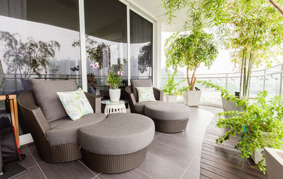 How Do I… Get the Most Out of My Small Patio Space?