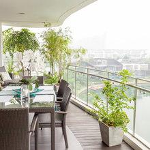 Room Tour: Indoor-Outdoor Living in the Balcony