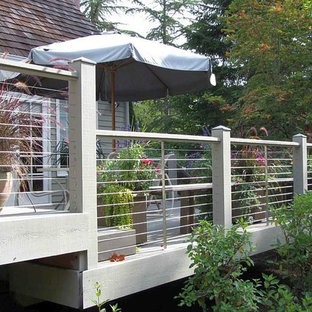 Ultra-tec® stainless steel cable railing system