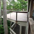 Ultra-tec Deck Cable Railing - Modern - Deck - Other - by ...