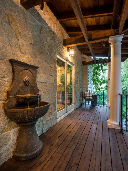mediterrane terrasse minneapolis ideen f r die. Black Bedroom Furniture Sets. Home Design Ideas