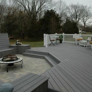 Deck - traditional deck idea in Bridgeport