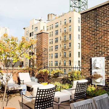 Upper West Side Starter Penthouse