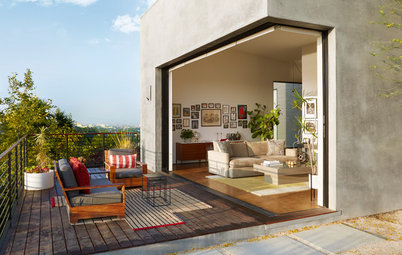Trending Now: 10 Outdoor Rooms to Inspire Summer Lounging