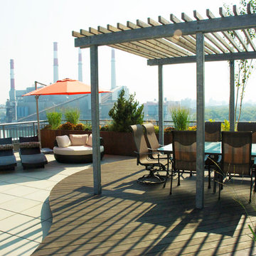Urban Roof Terrace