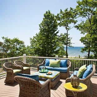 Deck - traditional deck idea in Grand Rapids