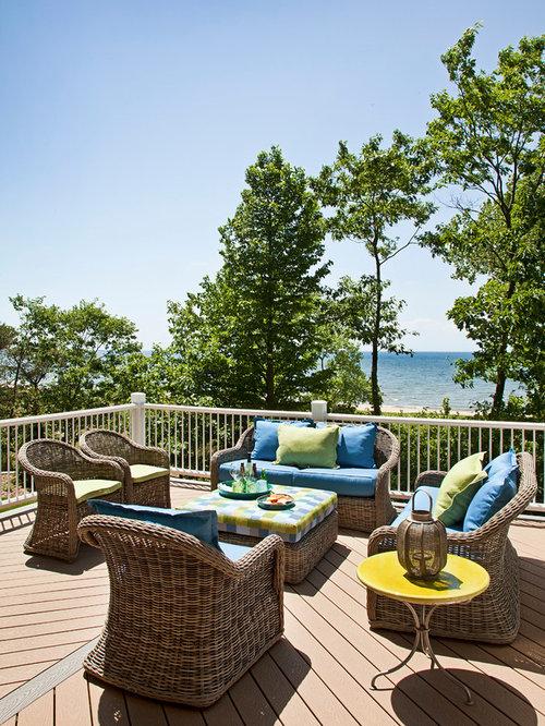 Amazing Traditional Deck Idea In Grand Rapids
