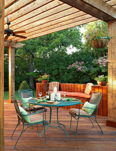 Traditional Deck by Vaughan Creative Media