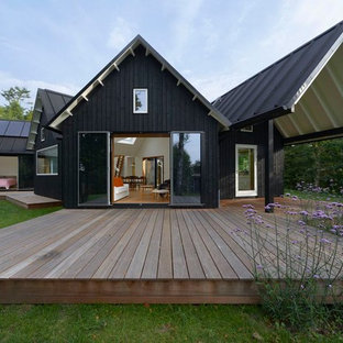 Inspiration for a scandinavian deck remodel in Copenhagen