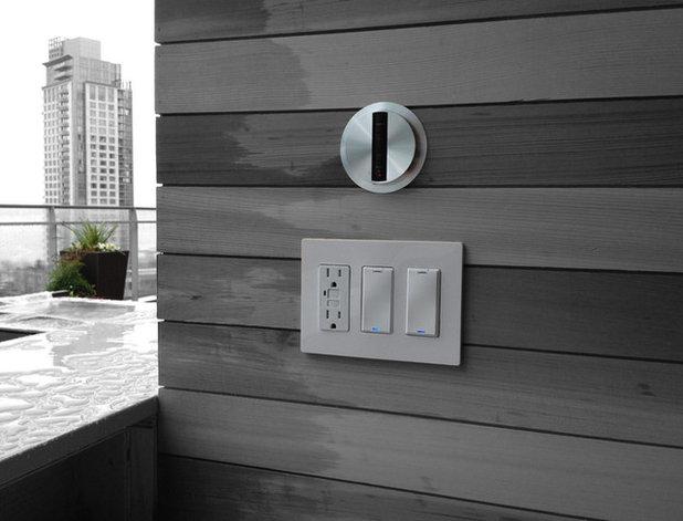 Modern Deck by Norocom Smart Home