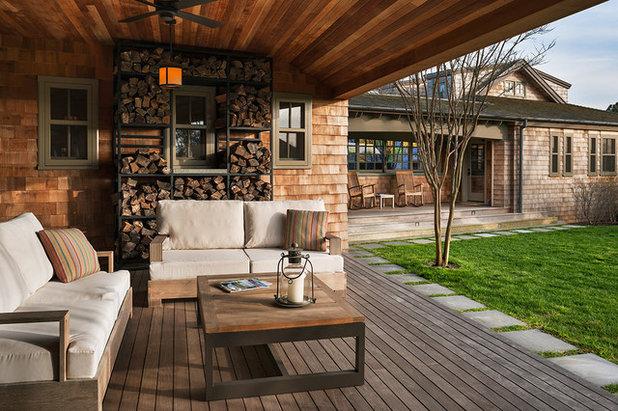 11 Tipps Zum Lagern Von Brennholz Im Garten