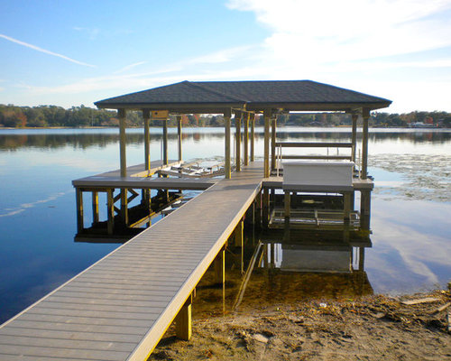 Boat Dock Design Ideas   Houzz