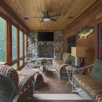 Kelsey Property Transitional Deck Portland By