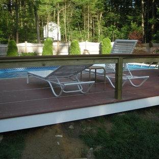 Deck - traditional deck idea in Boston
