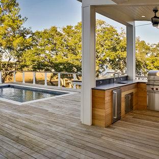 Photos et idées déco de terrasses avec une douche extérieure ...