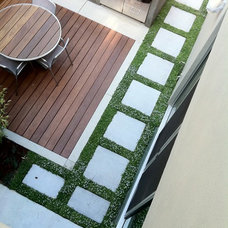Contemporary Deck by JWT Associates