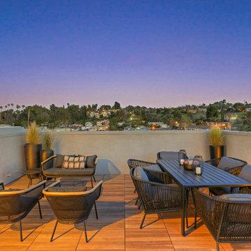 Warmington Residential: The ERB - Plan 4 Rooftop Deck