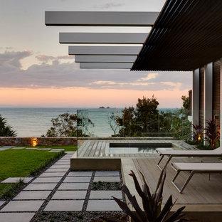 75 Small Backyard Deck Design Ideas - Stylish Small Backyard Deck ...
