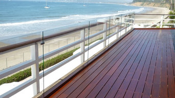 Waterfront Deck Before + After