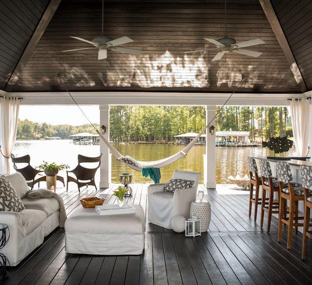 Coastal Terrace by Heather Garrett Design