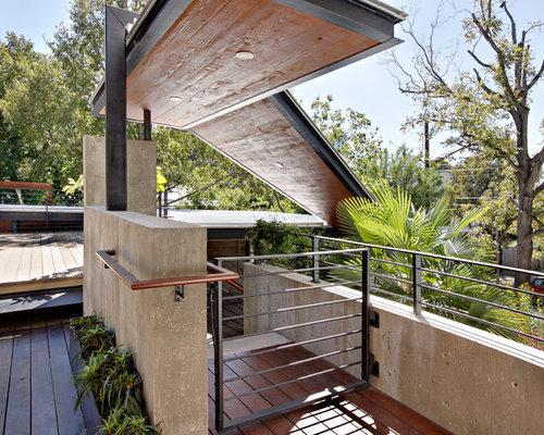Modern Roof Deck Houzz