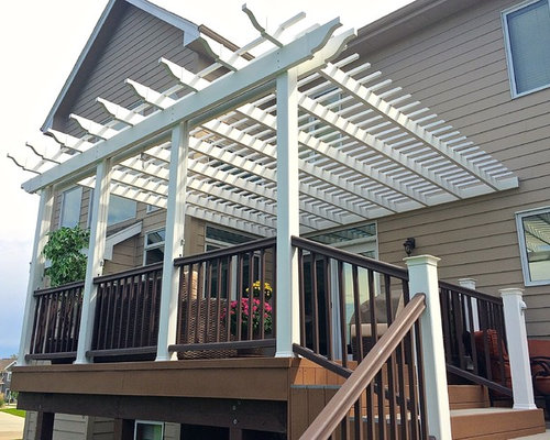 Best 2nd story deck home design design ideas remodel for 2nd floor balcony designs