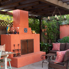 Eclectic Deck by Sandy Koepke