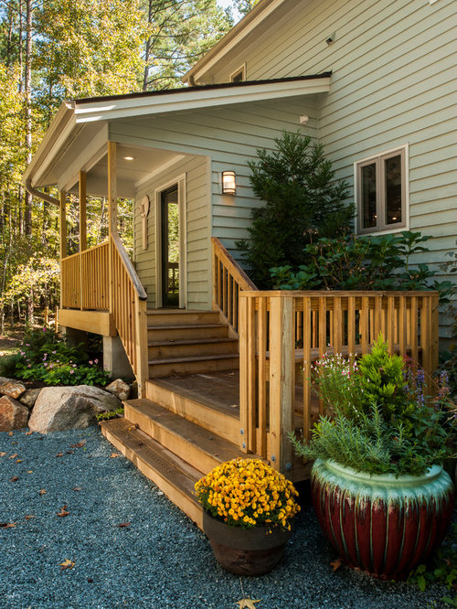 Deck Stairs Design Ideas lovely deck steps ideas 4 building deck stairs railing Traditional Deck Idea