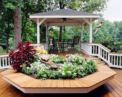 Best Square Gazebo Design Ideas Amp Remodel Pictures Houzz