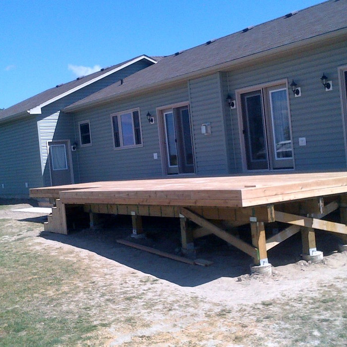 Woodville Deck